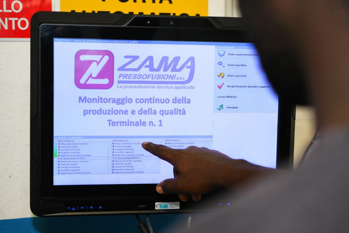 MRC 6496 - Pressofusione Zama